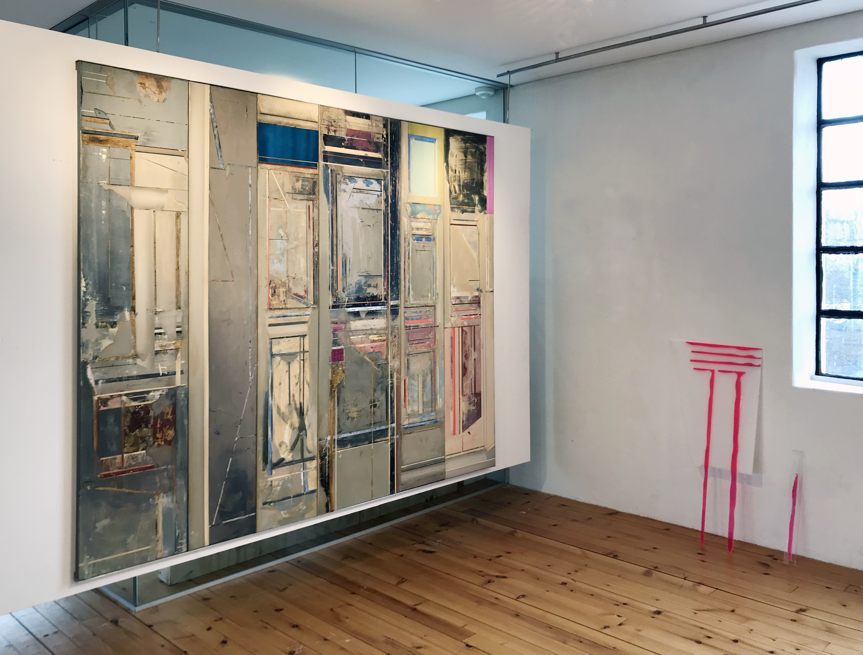 Open Space Exhibitions in Pennsylvania, Tromsø and Namsos - Installation, Photography, Video and Painting